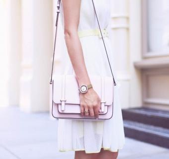 Hello Spring: Wearing That Pink Blazer