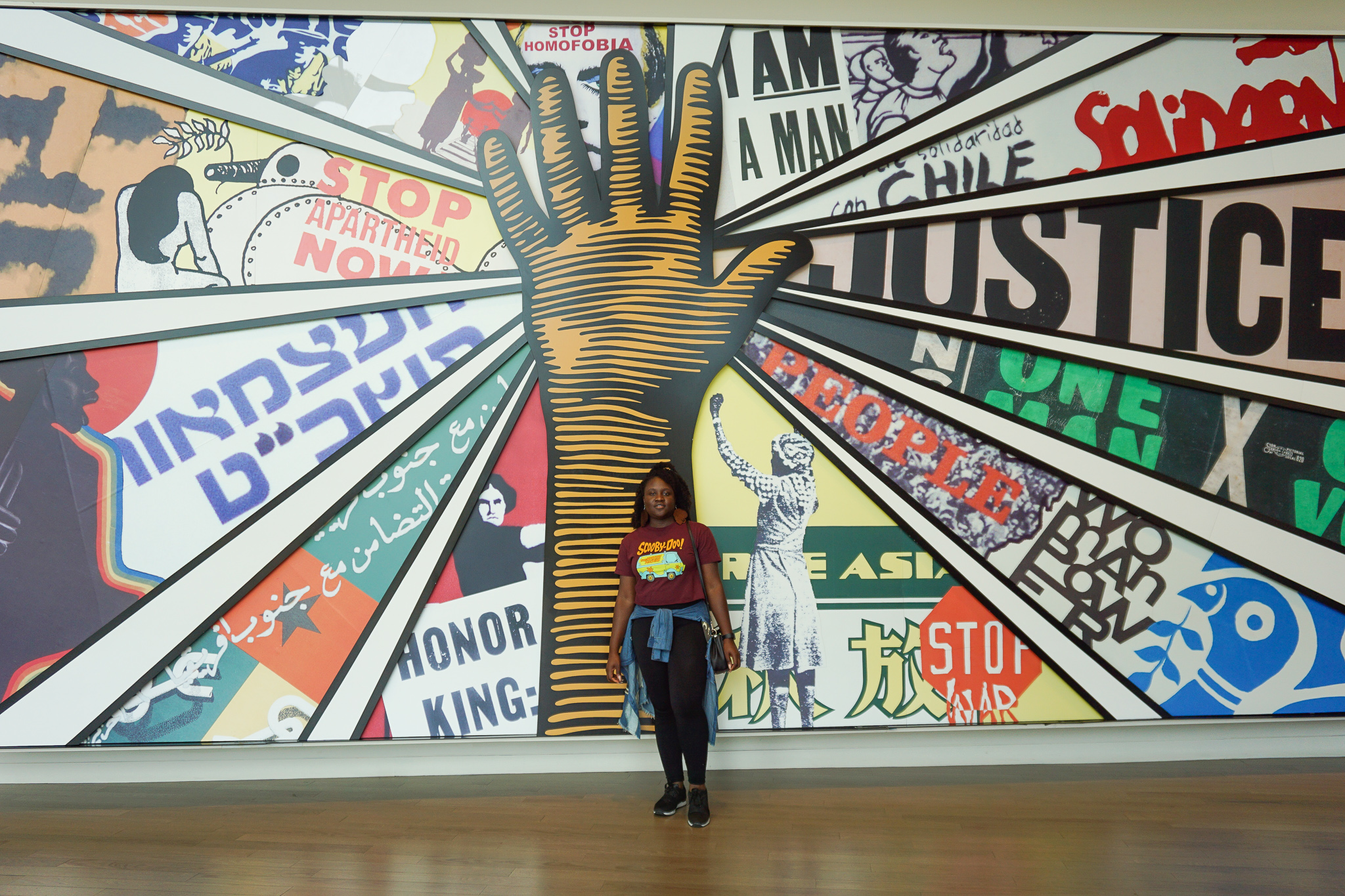 Black girl travel: why you should visit the center for civil and human rights