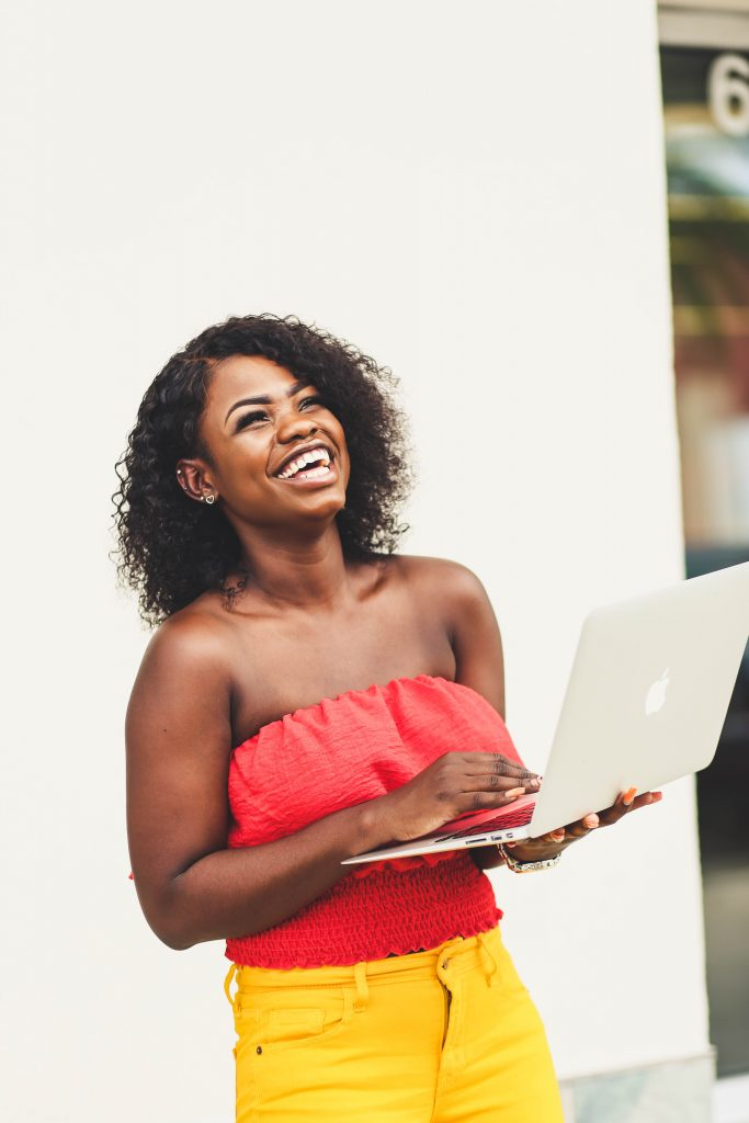 5 Sites Offering Beautiful Stock Photos For Black Female Bloggers​.