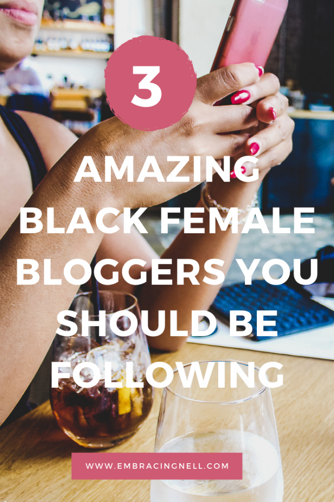 Black Female Bloggers You Should Be Following