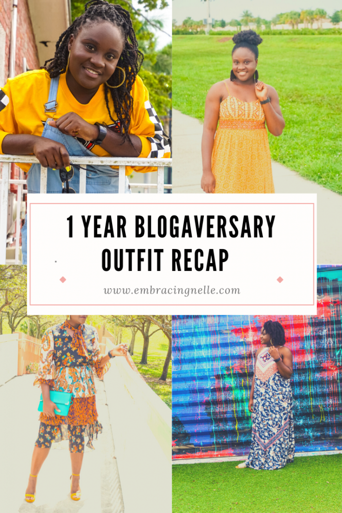 1-Year Blogaversary: My Favorite Looks
