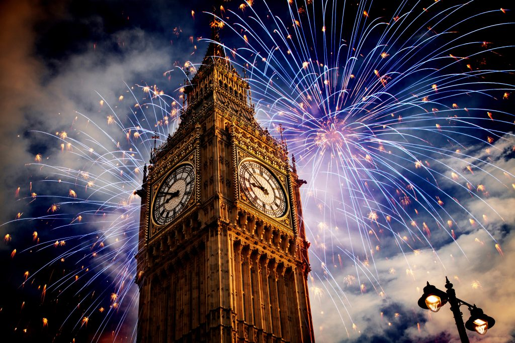 4  Great Cities To Spend New Year's  Eve