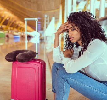 The Best Way To Deal With Delayed or Canceled Flights